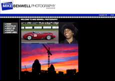 Link to Mike Benwell Photographer